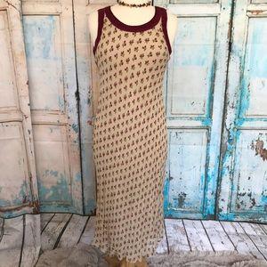 Vintage April Cornell Dress Floral